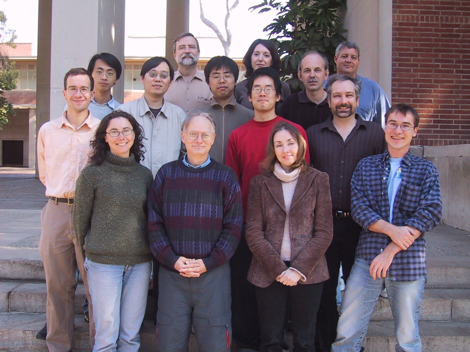 2003 Group Picture